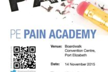 2015 PE Pain Academy – Provisional Programme