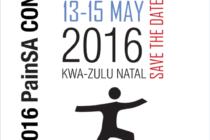 2016 PainSA Congress, 13-15 May