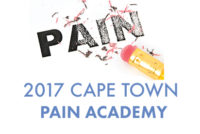 2017 Cape Town Pain Academy, 28th October 2017