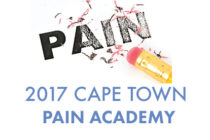 Cape Town Pain Academy Speaker Highlights