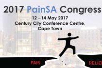 2017 PainSA Congress, 12 – 14 May 2017