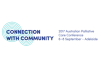 Australian Palliative Care Conference 2017,  6 – 8 September 2017