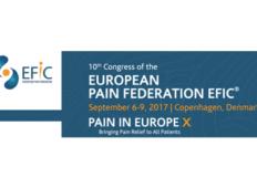 Pain in Europe X, Denmark, 6-9 September