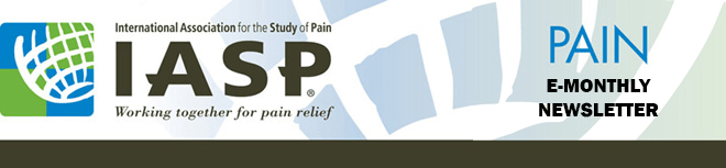 IASP: Changes on Tap for PAIN: Clinical Updates 8