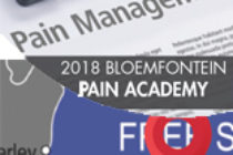 Bloemfontein Pain Academy – BON Hotel – Saturday 3 November