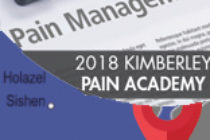 Kimberley Pain Academy – Garden Court – Saturday 13 October