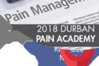 Durban Pain Academy – Zimbali Resort Conference Centre – Sunday 18 March 2018