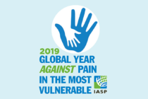 IASP Launches 2019 Global Year Against Pain in the Most Vulnerable