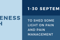 September is #PainAwarenessMonth