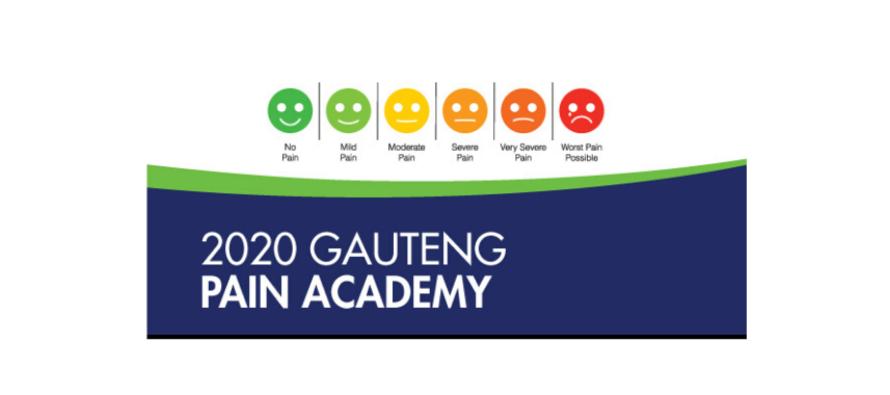2020 Gauteng Pain Academy – 7 March 2020