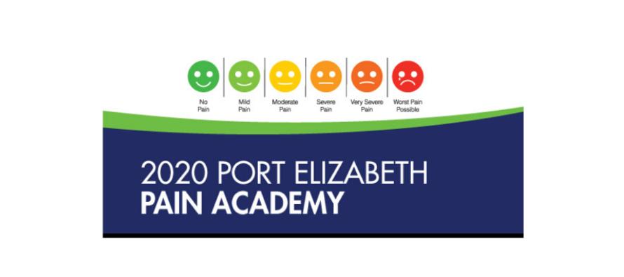 [CANCELLED] 2020 Port Elizabeth Pain Academy