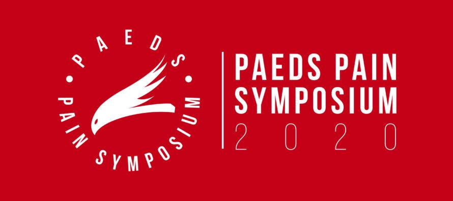 Paediatric Pain Symposium – 27 & 28 May
