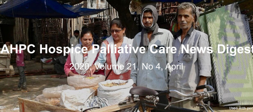 IAHPC Hospice Palliative Care News Digest, April 2020