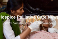 IAHPC Hospice Palliative Care News Digest, September 2020